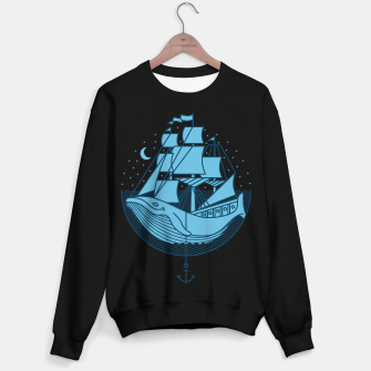 Miniatur Whaleship Sweater regular, Live Heroes