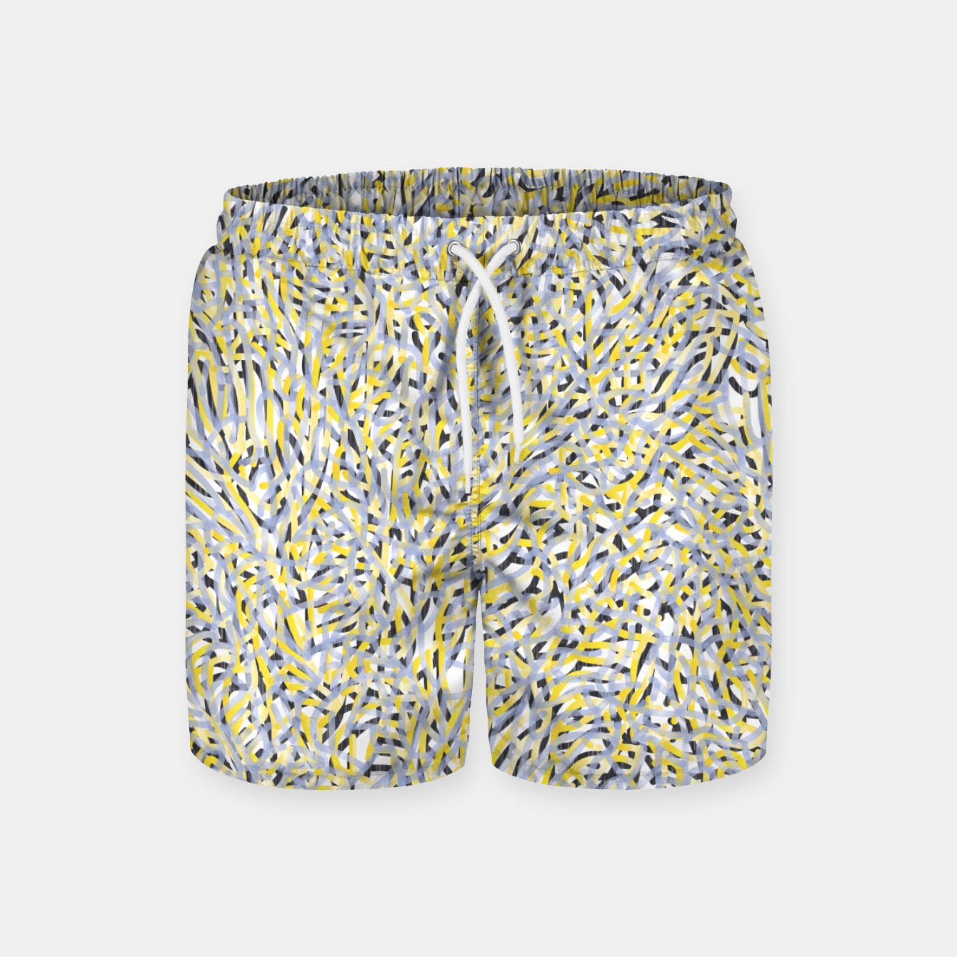 248d4369fd Psychedelic Sunshine Swim Shorts, Live Heroes