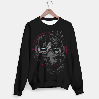 Miniatur Death Pilot Sweater regular, Live Heroes