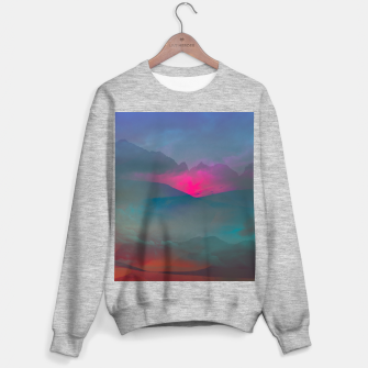 Thumbnail image of Abstract Landscape II Bluza standard, Live Heroes