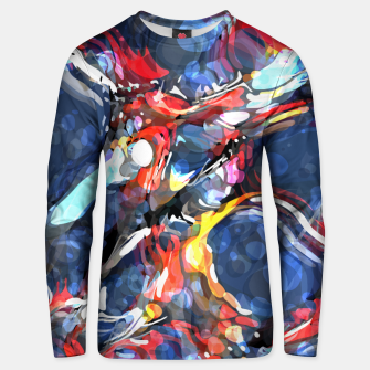 Thumbnail image of The Creation Cotton sweater, Live Heroes