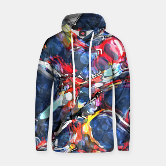 Thumbnail image of The Creation Cotton hoodie, Live Heroes