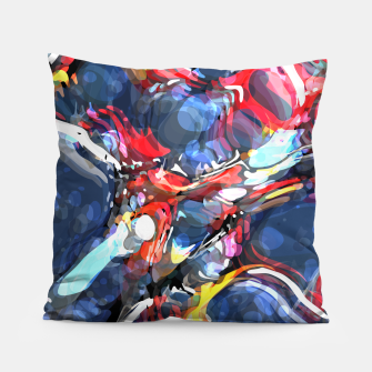 Thumbnail image of The Creation Pillow, Live Heroes
