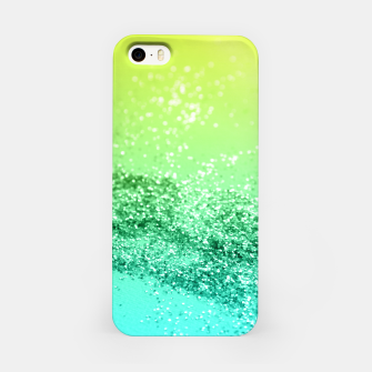 Thumbnail image of Tropical Beach Lady Glitter #3 #shiny #decor #art iPhone-Hülle, Live Heroes