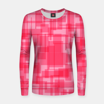 Thumbnail image of Virtual Pink Woman cotton sweater, Live Heroes