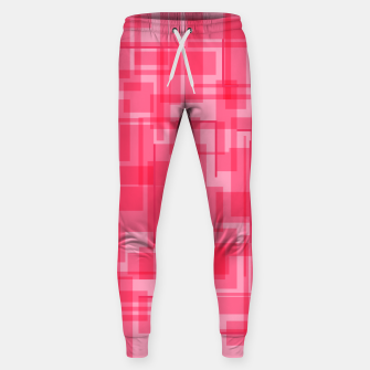 Thumbnail image of Virtual Pink Cotton sweatpants, Live Heroes