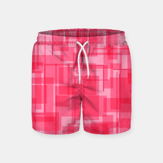 Thumbnail image of Virtual Pink Swim Shorts, Live Heroes
