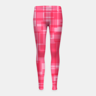 Thumbnail image of Virtual Pink Girl's leggings, Live Heroes