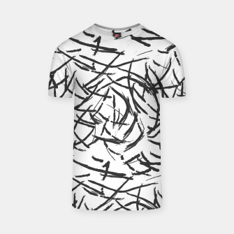 Thumbnail image of Falling Lines T-shirt, Live Heroes