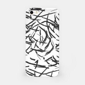 Thumbnail image of Falling Lines iPhone Case, Live Heroes