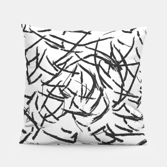 Thumbnail image of Falling Lines Pillow, Live Heroes