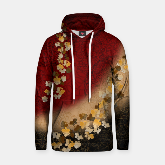 Miniaturka Japanese style butterfly design Cotton hoodie, Live Heroes