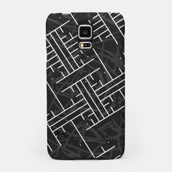 Thumbnail image of White Maze Samsung Case, Live Heroes