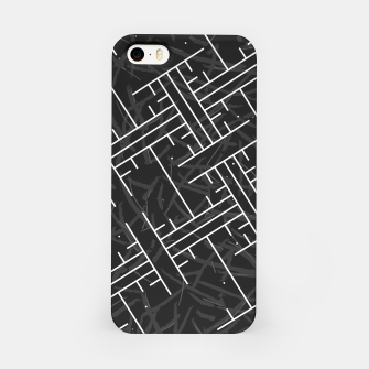 Thumbnail image of White Maze iPhone Case, Live Heroes