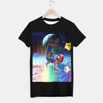 Miniaturka Super Mario Galaxy T-shirt regular, Live Heroes