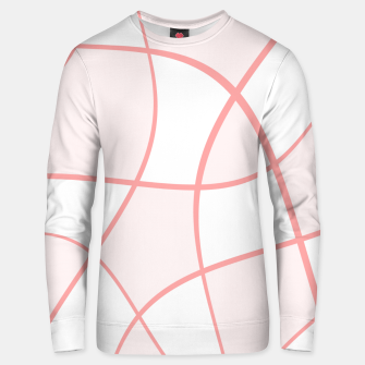 Imagen en miniatura de Abstract pattern - pink. Cotton sweater, Live Heroes