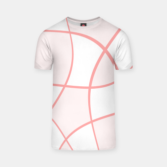Imagen en miniatura de Abstract pattern - pink. T-shirt, Live Heroes