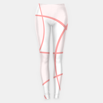 Imagen en miniatura de Abstract pattern - pink. Leggings, Live Heroes