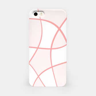 Imagen en miniatura de Abstract pattern - pink. iPhone Case, Live Heroes