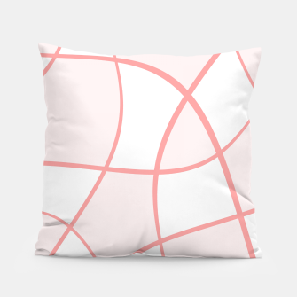 Imagen en miniatura de Abstract pattern - pink. Pillow, Live Heroes