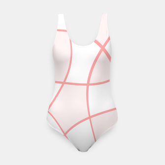 Imagen en miniatura de Abstract pattern - pink. Swimsuit, Live Heroes
