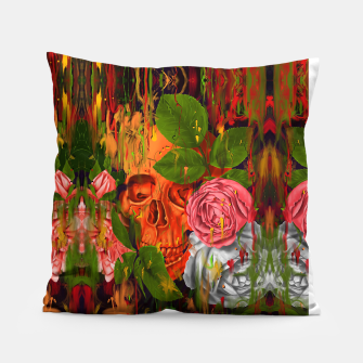 Thumbnail image of Colors of Death Pillow, Live Heroes