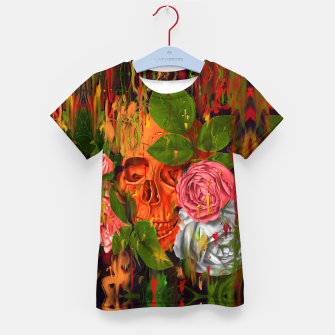 Thumbnail image of Colors of Death Kid's t-shirt, Live Heroes