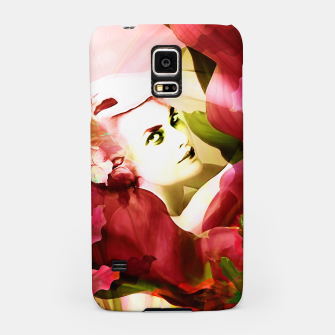 "Miniaturka ""Exotic Woman Tropical Jungle"" Carcasa por Samsung, Live Heroes"