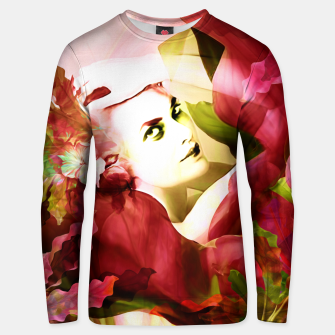 "Miniaturka ""Exotic Woman Tropical Jungle"" Sudadera de algodón, Live Heroes"