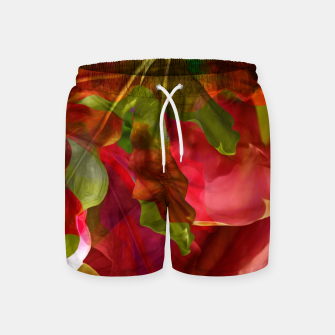 "Miniaturka ""Exotic Woman Tropical Jungle"" Pantalones de baño, Live Heroes"