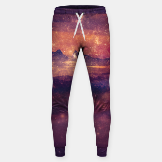 Miniatur Storm of VVonder Cotton sweatpants, Live Heroes