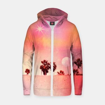 Imagen en miniatura de Days of Candy Cotton zip up hoodie, Live Heroes