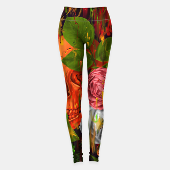 Thumbnail image of Colors of Death Leggings, Live Heroes