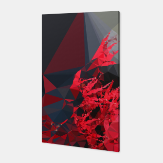 Thumbnail image of Crimson Red Canvas, Live Heroes