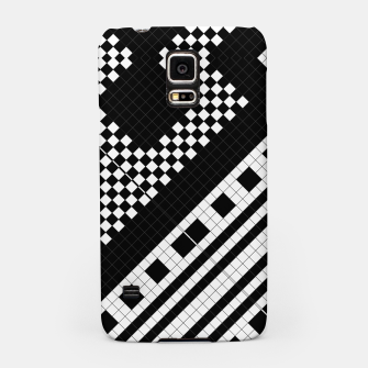 Thumbnail image of Subway Geometrix Samsung Case, Live Heroes