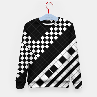Thumbnail image of Subway Geometrix Kid's sweater, Live Heroes