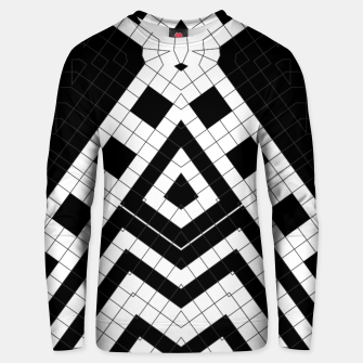 Thumbnail image of Architecture Geometrix Cotton sweater, Live Heroes