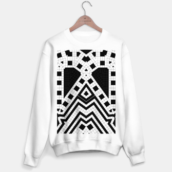 Thumbnail image of Architecture Geometrix Sweater regular, Live Heroes