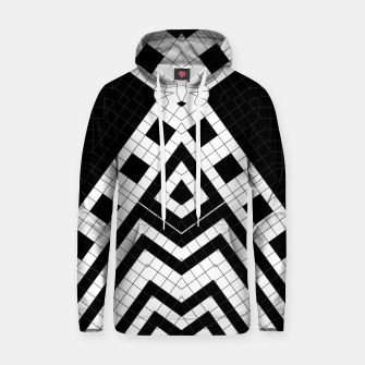 Thumbnail image of Architecture Geometrix Cotton hoodie, Live Heroes