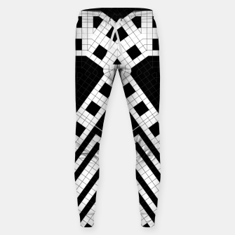 Thumbnail image of Architecture Geometrix Cotton sweatpants, Live Heroes
