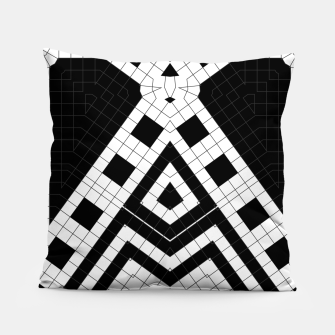 Thumbnail image of Architecture Geometrix Pillow, Live Heroes