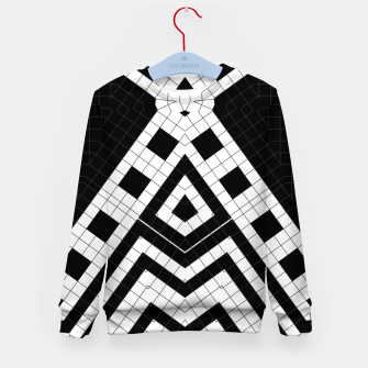 Thumbnail image of Architecture Geometrix Kid's sweater, Live Heroes