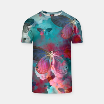 "Miniaturka ""Spring Butterfly love"" Camiseta, Live Heroes"