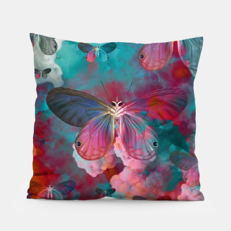 "Miniaturka ""Spring Butterfly love"" Almohada, Live Heroes"