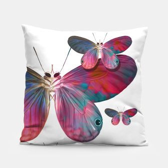 "Miniaturka ""Spring Butterfly love 02"" Almohada, Live Heroes"