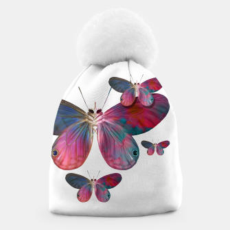 "Miniaturka ""Spring Butterfly love 02"" Gorro, Live Heroes"