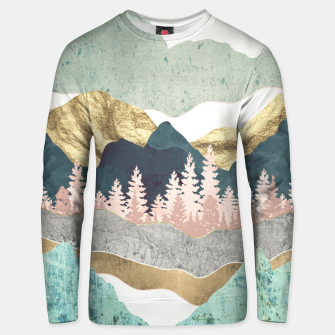Thumbnail image of Summer Vista Cotton sweater, Live Heroes