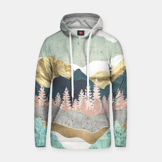 Thumbnail image of Summer Vista Cotton hoodie, Live Heroes