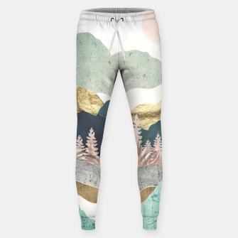 Thumbnail image of Summer Vista Cotton sweatpants, Live Heroes