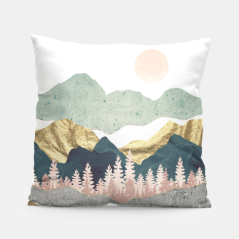 Thumbnail image of Summer Vista Pillow, Live Heroes